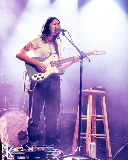 Julien Baker (w/ Mini Trees and Thao) @ House of Blues (Boston, MA) on September 17, 2021