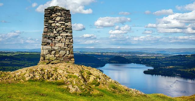 A well built cairn..