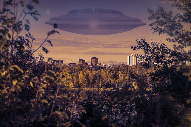 Aliens in Anchorage