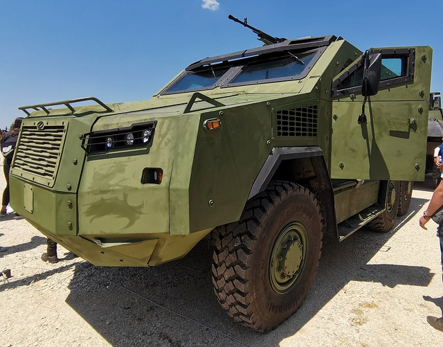 2021 M-20 MRAP 6x6