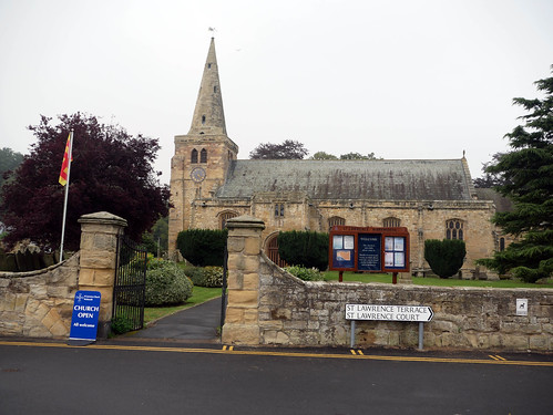 St Lawrence Church Walkworth