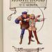 "Title page: ""Robin Hood"" by Paul Creswick, illustrated by N. C. Wyeth. Philadelphia: David McKay, 1917. First Wyeth edition."