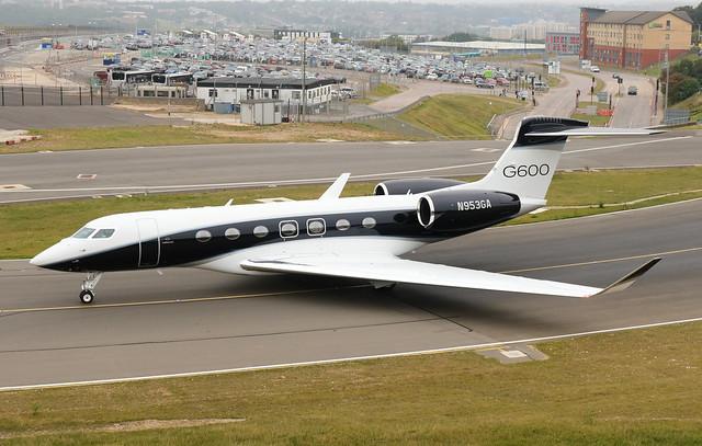 N953GA Gulfstream G600