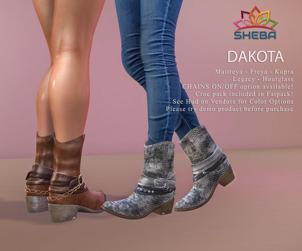 [Sheba] Dakota Boots
