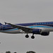 Azerbaijan Airlines (4K-AZ78) A320 arriving from Luxembourg (LUX) (2/9/21)