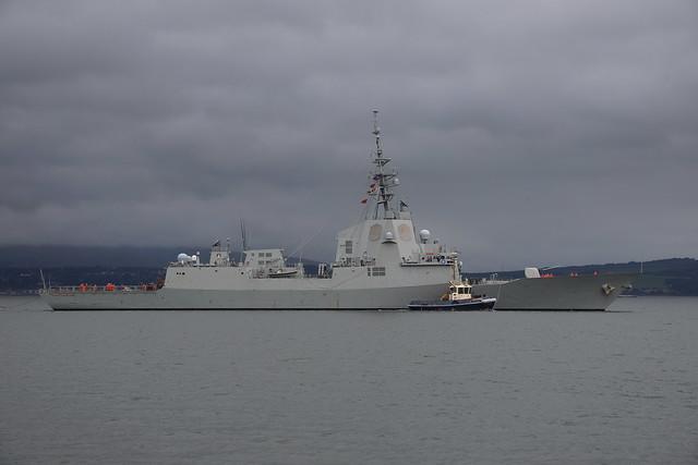 ESPS Almirante Juan de Borbon F102
