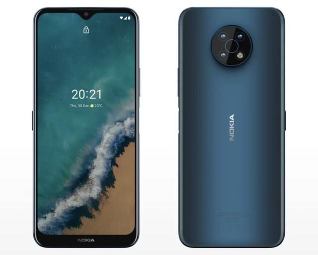 Nokia G50 Dilancarkan Dengan Harga Mampu Milik, Kamera 48Mp &Amp; Sokongan 5G