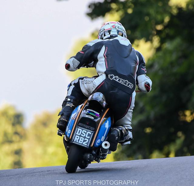 Justin Price Lambretta GP 250