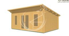 Portlaoise Log Cabin 6m x 4m