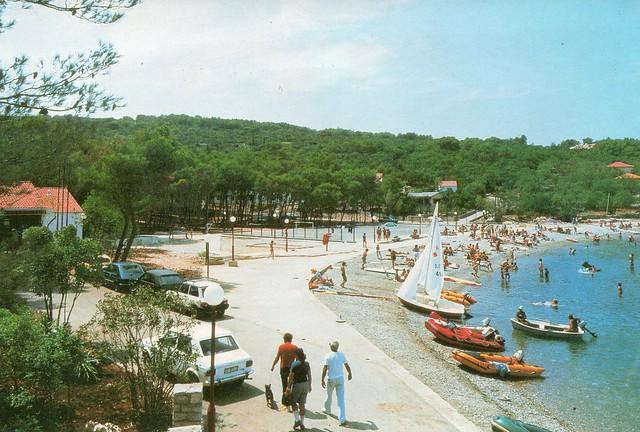 Croatia - Nečujam  (Bay and village on the island of Šolta)