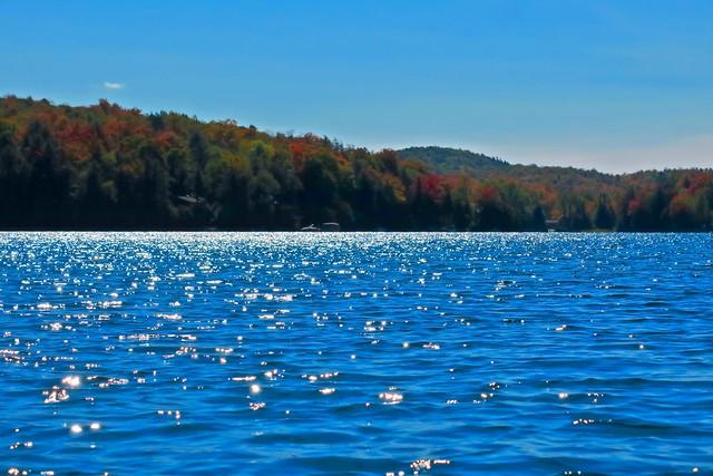 Sparkling Water Lake Louisa