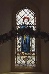 Blessed Virgin and child (Heaton, Butler & Bayne? 1908)