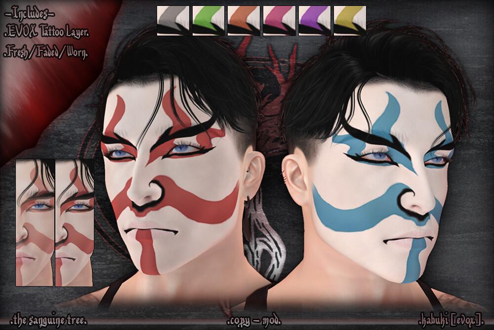 [ new release – kabuki [ evox ]
