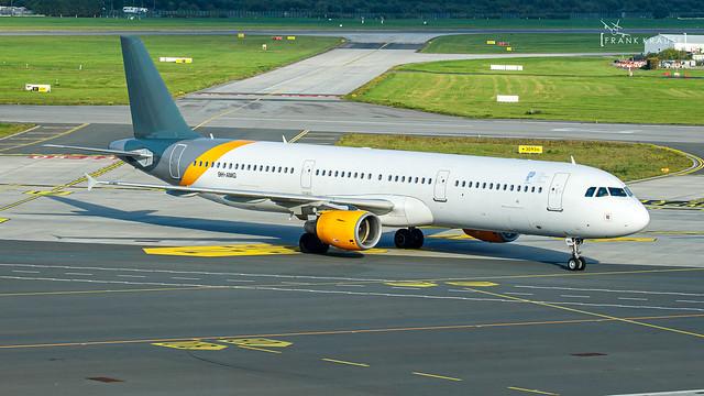 9H-AMG AVION EXPRESS MALTA AIRBUS A321-211 CN 2115