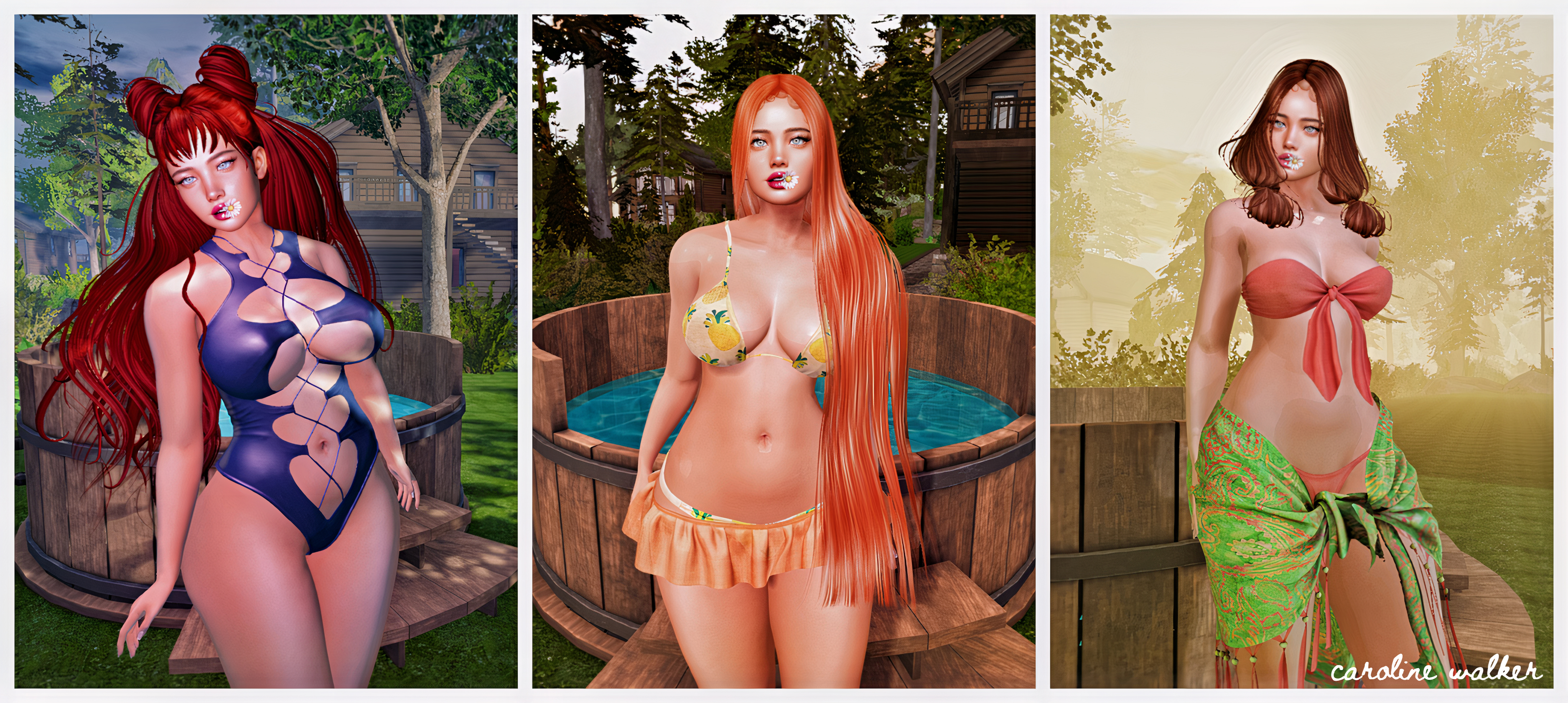 Hot Tub Styles