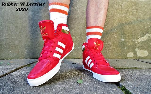 Adidas Hardcourt Hi