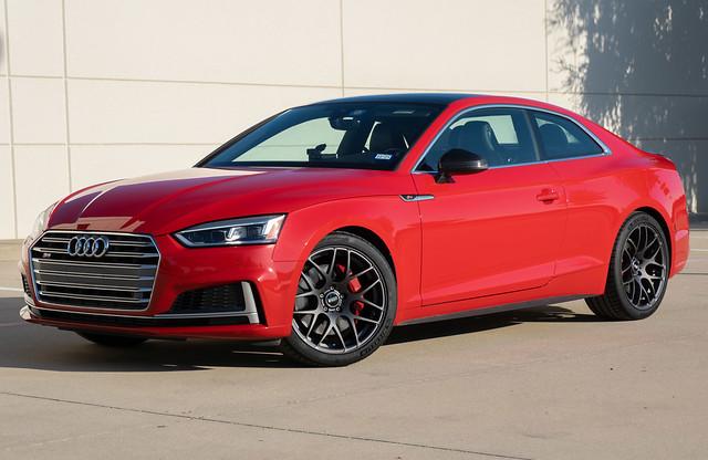Audi S5 VMR V710FF wheels