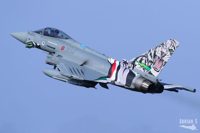 MM7349/36-54 F-2000A Typhoon | EBBL | 13.09.2021