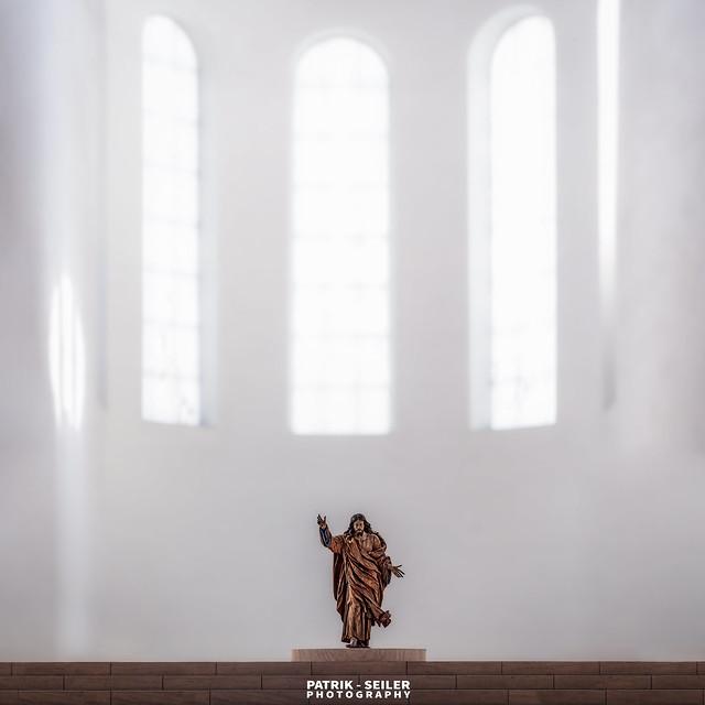 LITTLE WHITE CHURCH - Augsburg, Germany