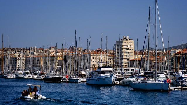 Marseille – Quai de Rive Neuve …
