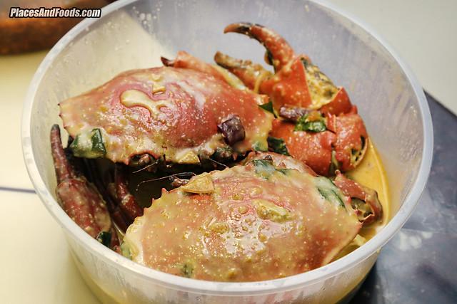 fei fei crab hamsap crabs