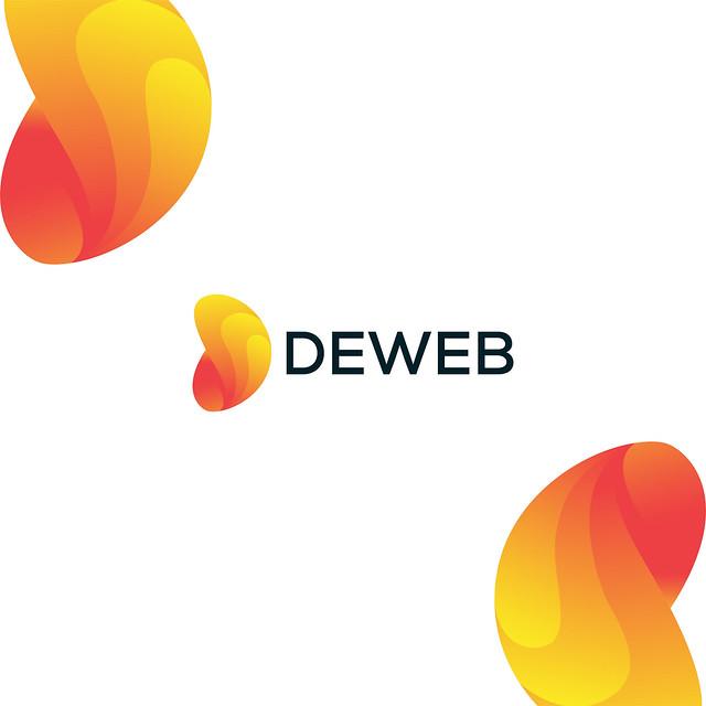 Deweb Logo