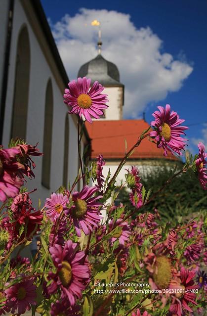 Stuppach, Pfarrkirche Mariä Krönung