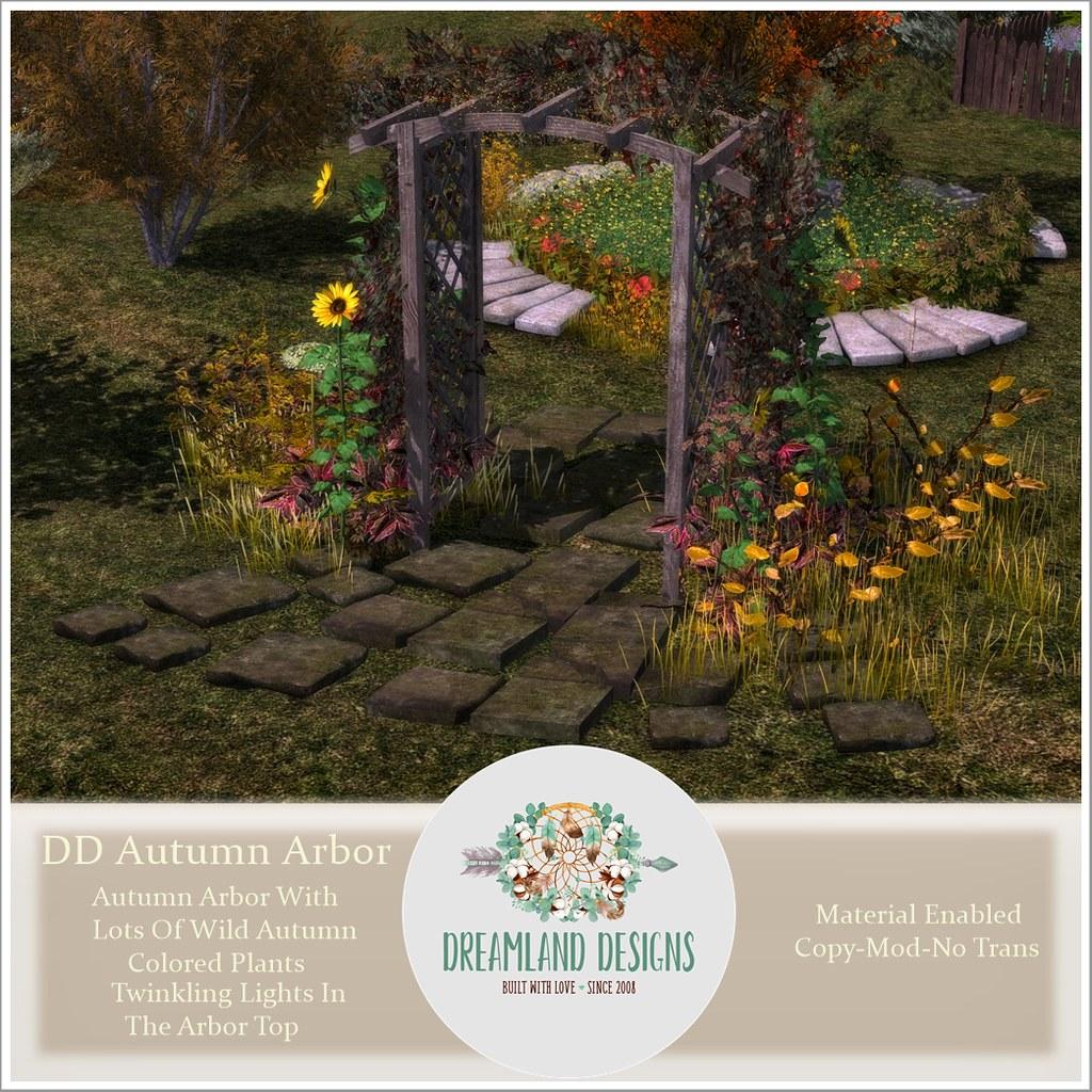 DD Autumn ArborAD