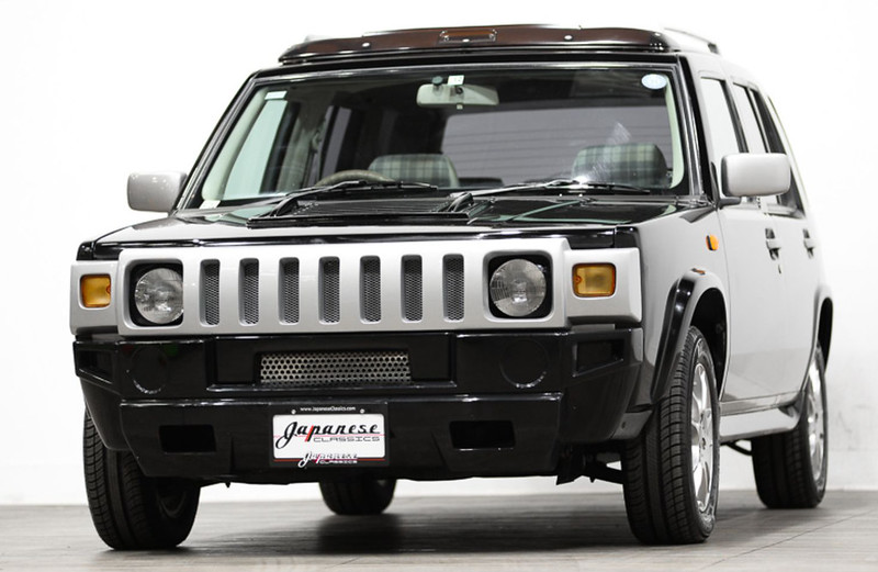 1995-Nissan-Rasheen-With-A-Hummer-Face-2