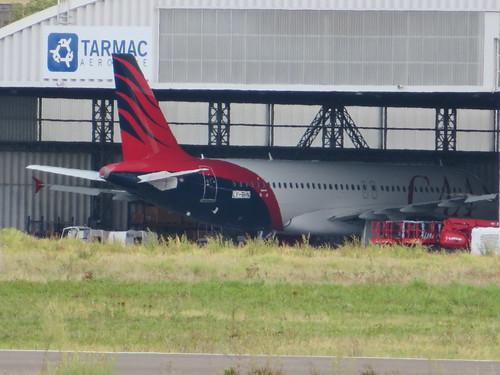 LY-BHN A320 Fly CAA fcs (3915 ex VT-WAL?)