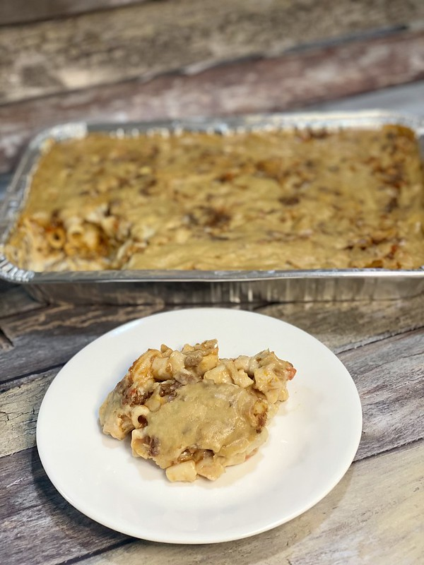 Baked Mac Recipe
