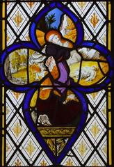 Abraham, Sarah and Isaac? (continental, 17th Century?)