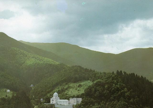 Bosnia  and Herzegovina - Fojnica (Franciscan monastery of the Holy Spirit)