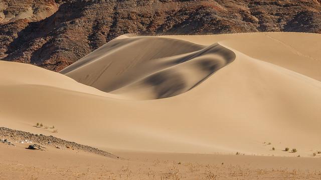 Death Valley's Lesser-Known Dunes