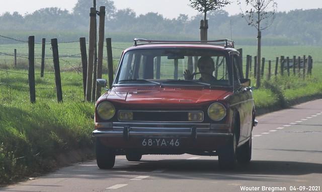 Simca 1301 Tourist Spécial 1975
