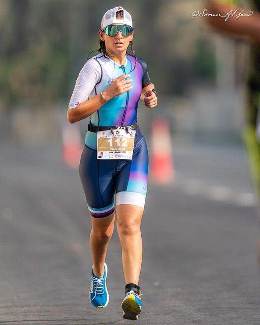 BTA Sprint Triathlon - Wafa Joozi