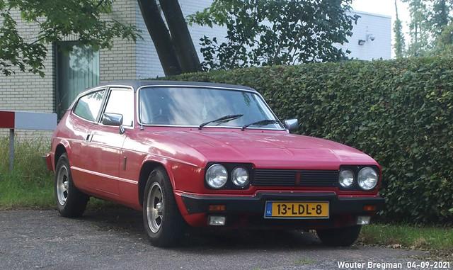 Reliant Scimitar GTE 1980