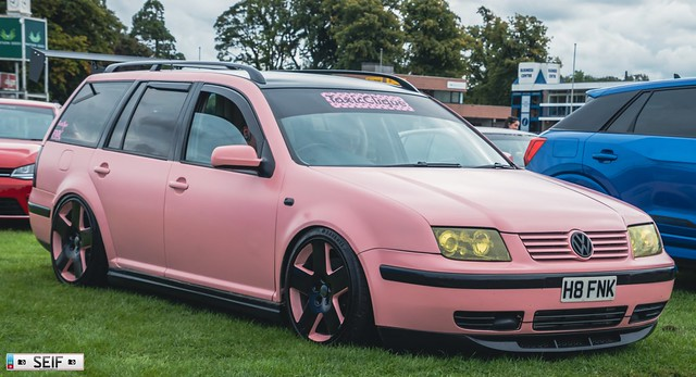 Volkswagen bora estate Edinburgh Scotland 2021