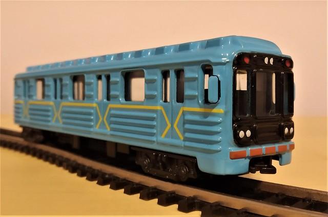 Metrovagonmash Metro Car