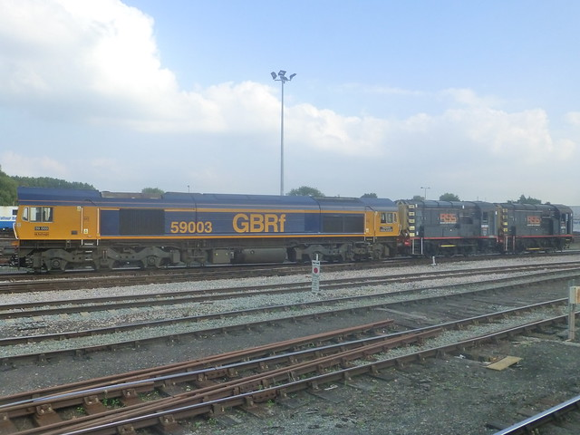Shunting actions