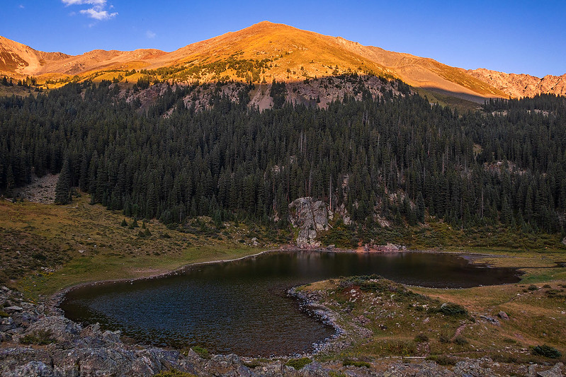 Wheeler Peak & Williams Lake