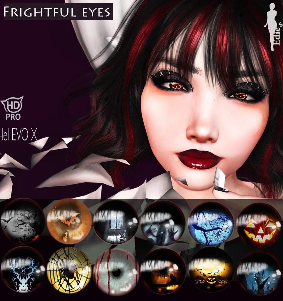 Frightful Eyes