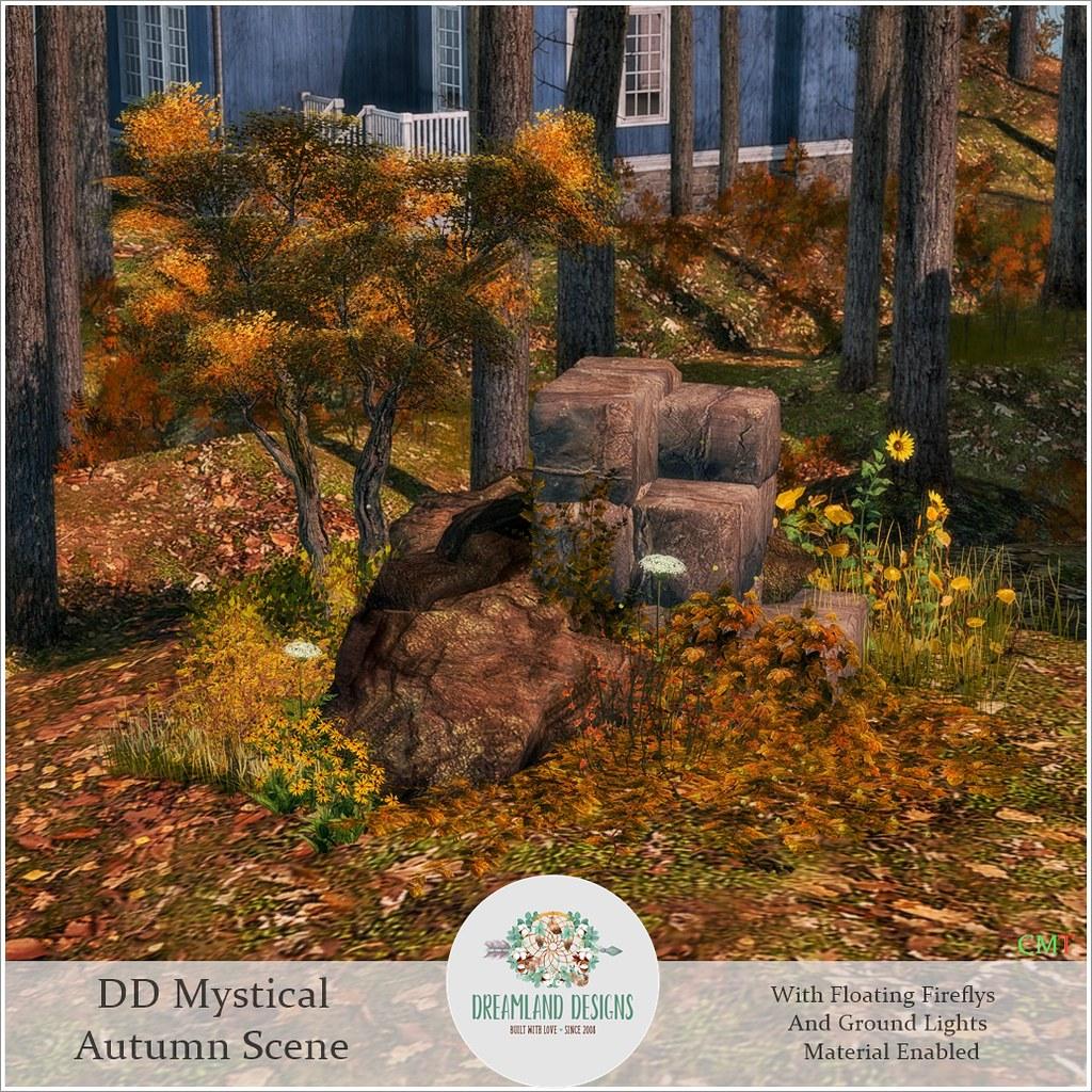 DD Mystical Autumn SceneAD