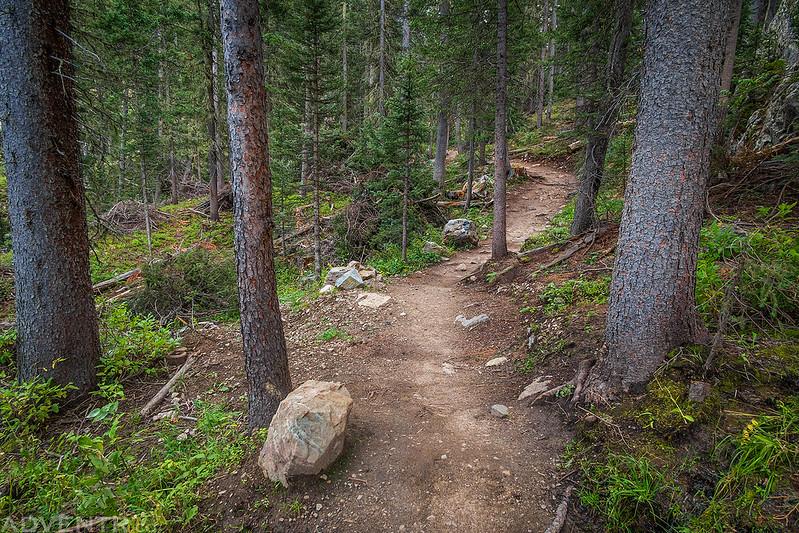 Williams Lake Trail
