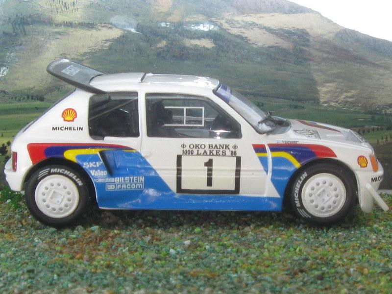 Peugeot 205 Turbo 16 E2 – 1000 Lagos 1986