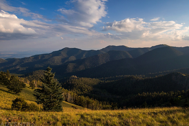 San Mateo Mountains