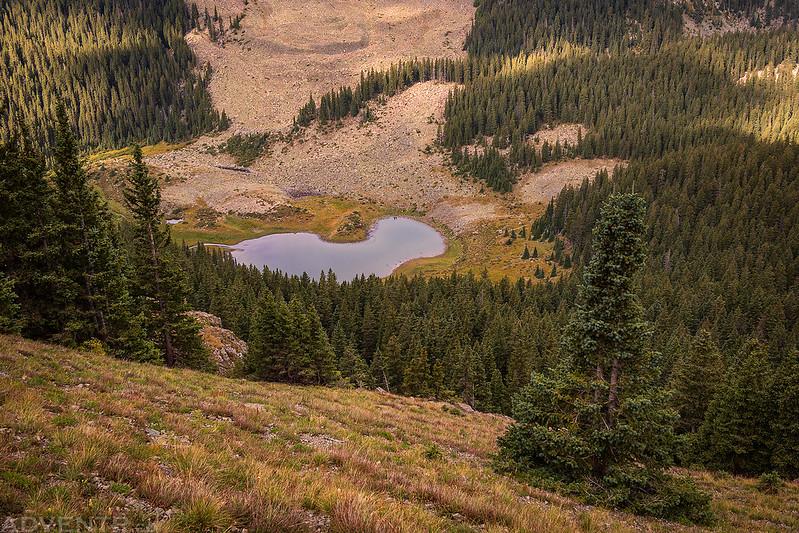 Williams Lake Below