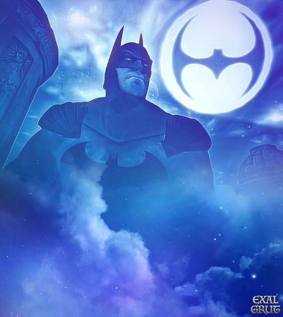 Batman homage