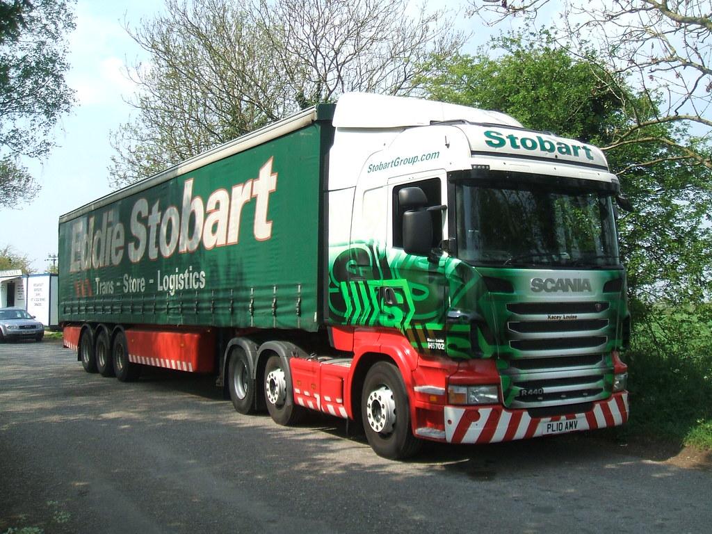 Scania R440 - Eddie Stobart