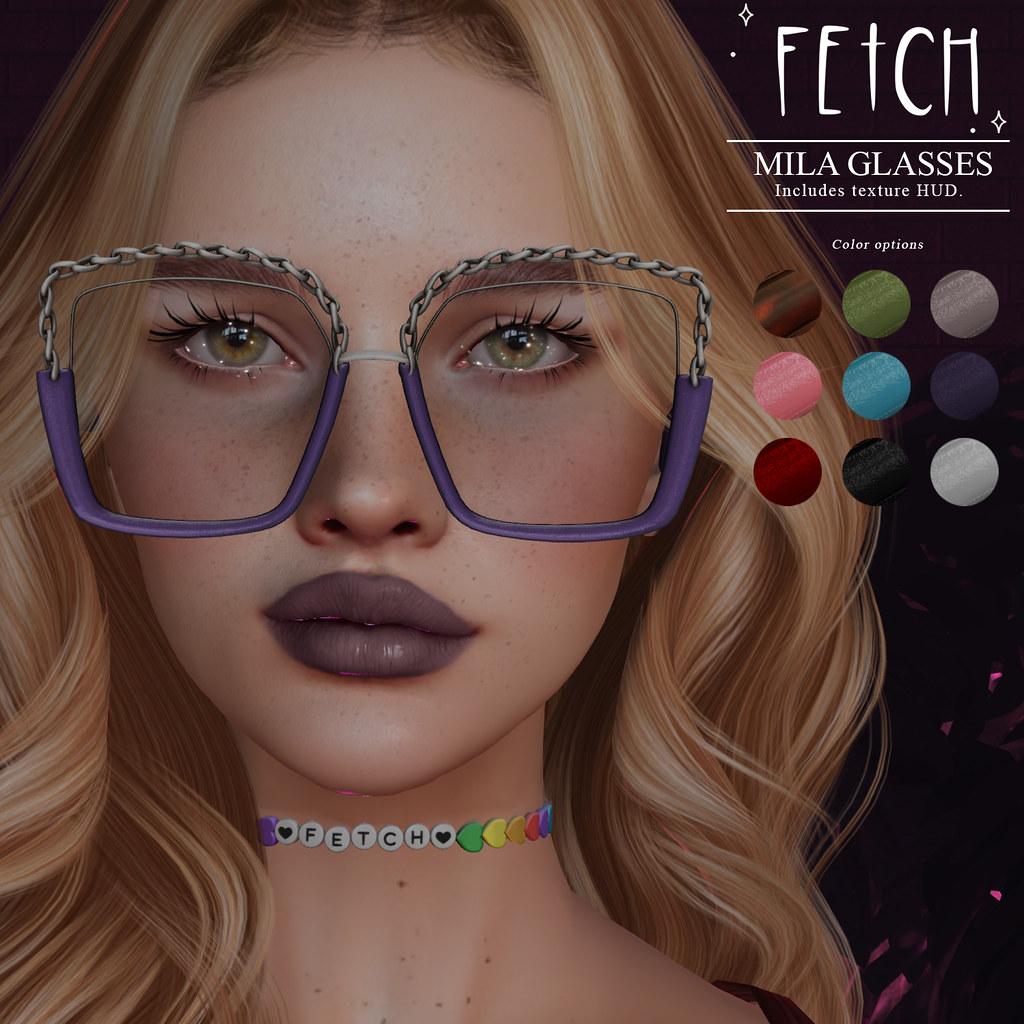 [Fetch] Mila Glasses @ Uber!